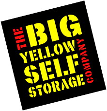 Supported by Big Yellow Self Storage