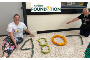 A helping hand from Morrisons Foundation for young carer activity days
