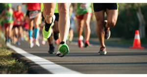 Miles of support for young carers from local runners